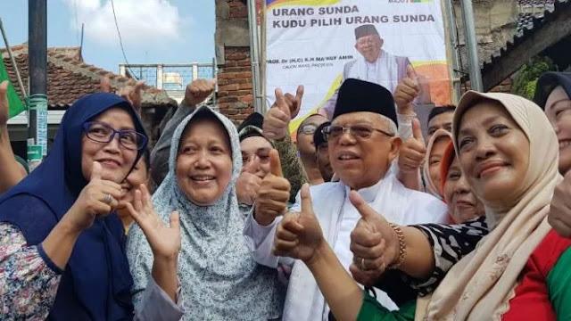 Maruf Amin: Wisata Syariah Itu Saya yang Ngomong, Sandiaga Ikut-ikutan