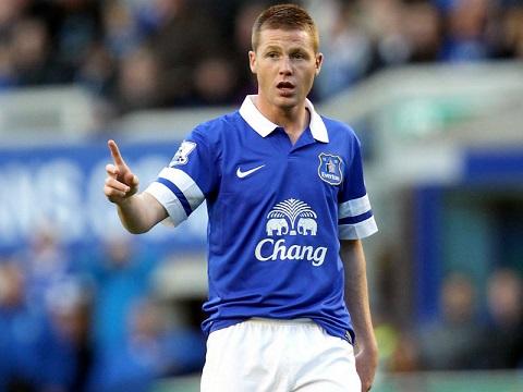 McCarthy đã góp công cực lớn vào chiến tích xếp thứ 5 trên bảng xếp hạng của Everton