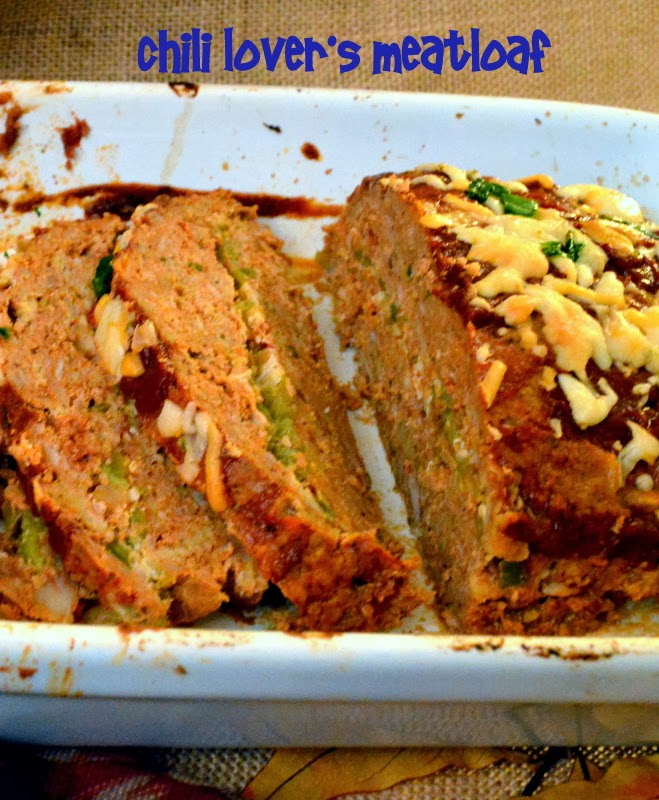 Chili Lover's Meatloaf - This Is How I Cook