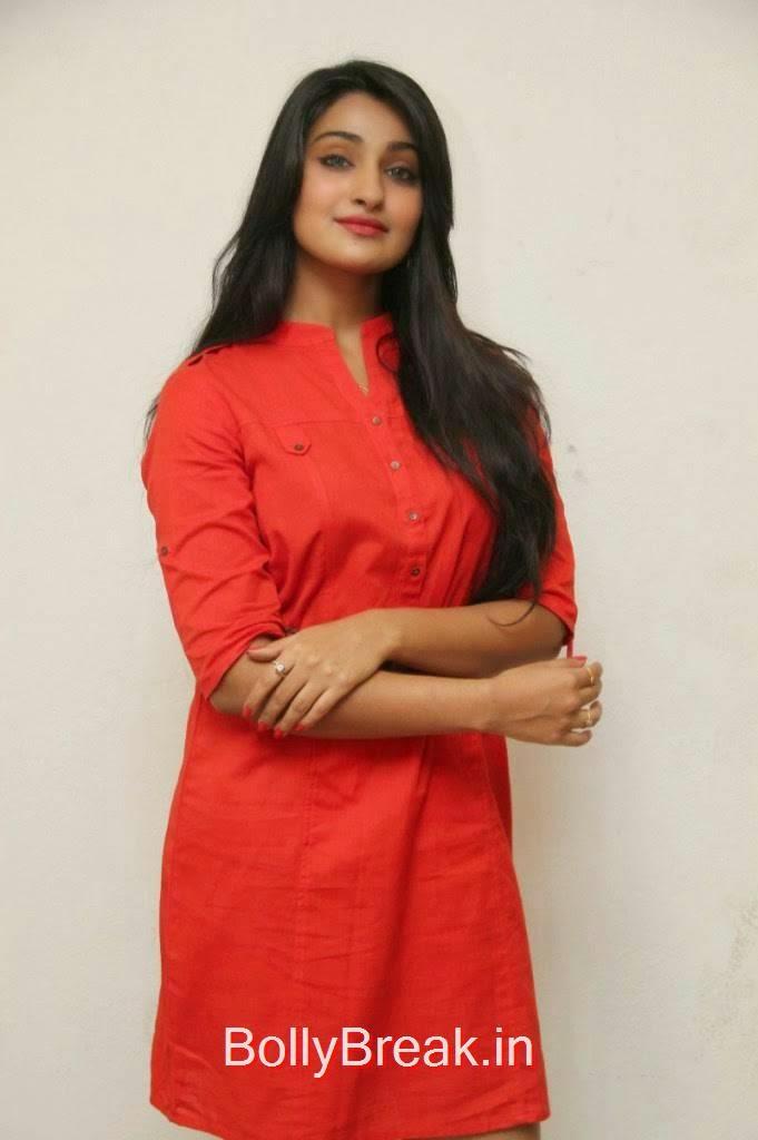 Jai Quehaeni Pictures, Actress Jai Quehaeni Hot Pics in red Dress