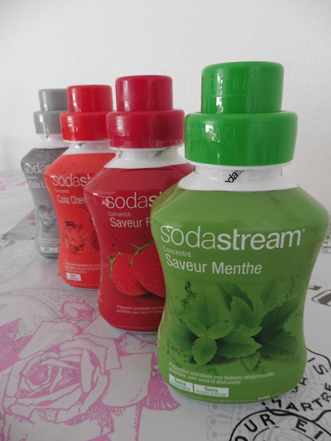 ♥ Test de la machine Sodastream ♥