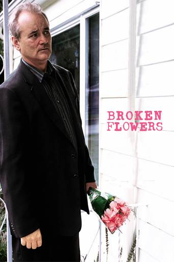 Broken Flowers (2005) ταινιες online seires xrysoi greek subs
