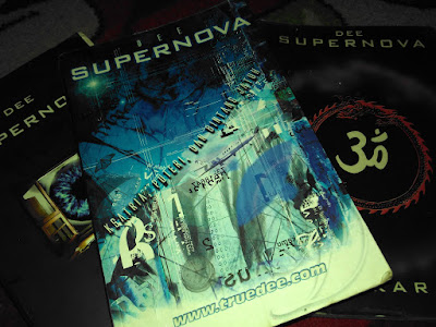 buku favorit, supernova 1