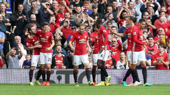 Manchester United secure big win over Leicester City