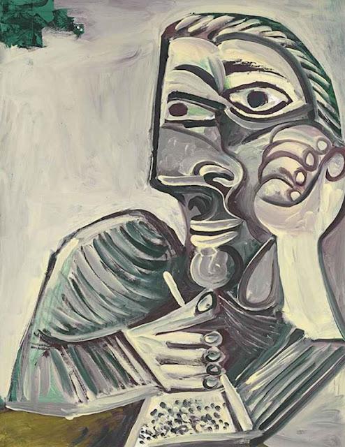 Pablo Picasso 89 thn