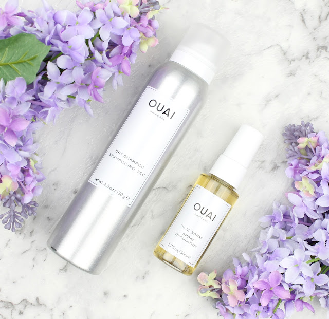 Ouai Haircare Dry Shampoo Wave Spray Review