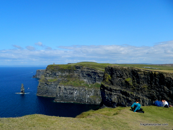 Cliffs of Moher (Falésias de Moher), Irlanda