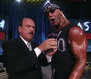 WCW Clash of the Champions 33 1996 REVIEW - Hulk Hogan was angry at Mean Gene and Ric Flair