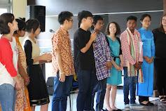 10 Mahasiswa Asing Kuliah di Unnes