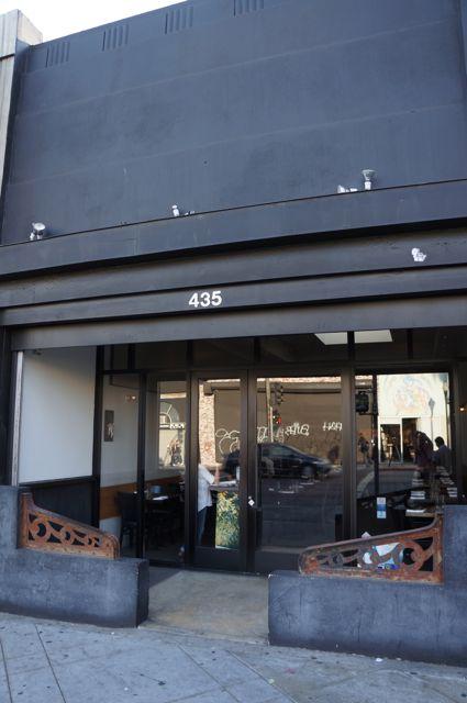 Out Last Night: Animal Restaurant @ N  Fairfax Ave, Los Angeles