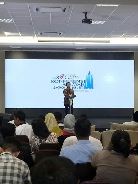 Emil Dardak Hadiri Konfrensi AMSI Wilayah Jawa Timur