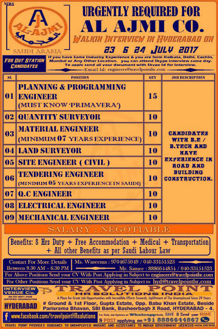 Jobs for Planning Engineer with Primavera Course