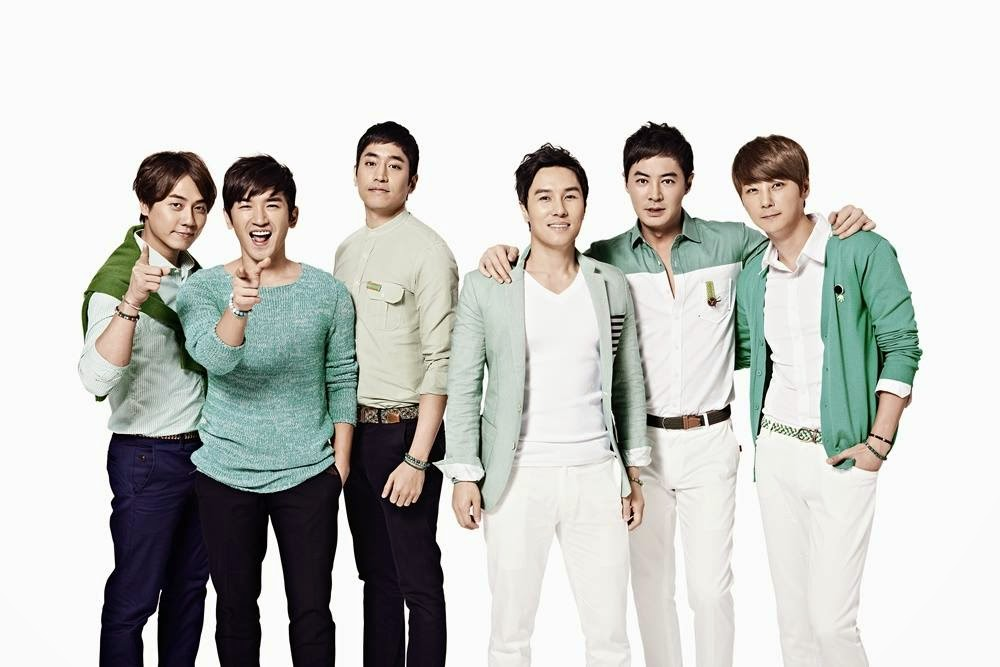 Shinhwa Members Talk About Their Dating Styles