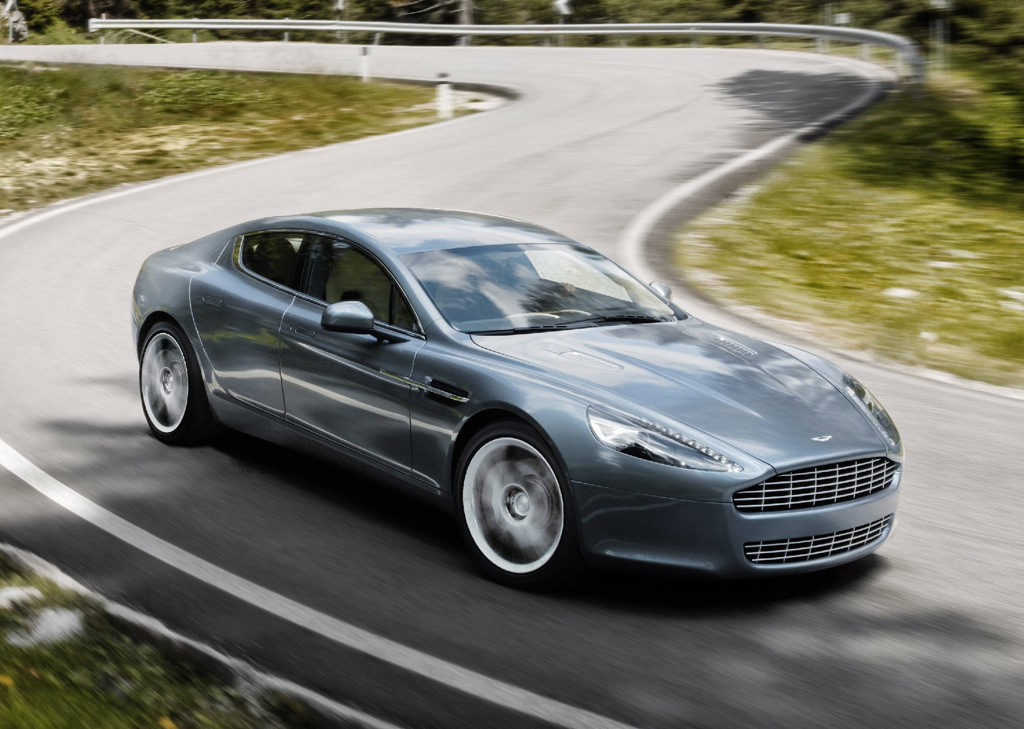 Car News: 2010 Aston Martin Rapide