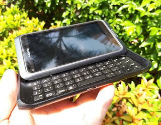 Nokia E7 Jadul Seken QWERTY Touchscreen Eks Garansi Nokia Indonesia