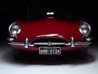 Jaguar e-type (xk-e) Revell 1/8