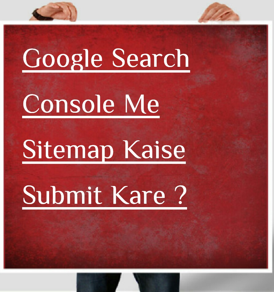 search console me blog sitemap kaise submit kare