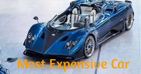 World's most expensive car is here. It's cost is Rs 122 crore