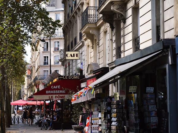 Parijs 2018 in foto's