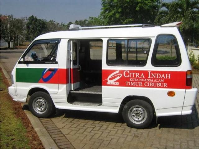 Angkutan Kawasan Citra Indah City