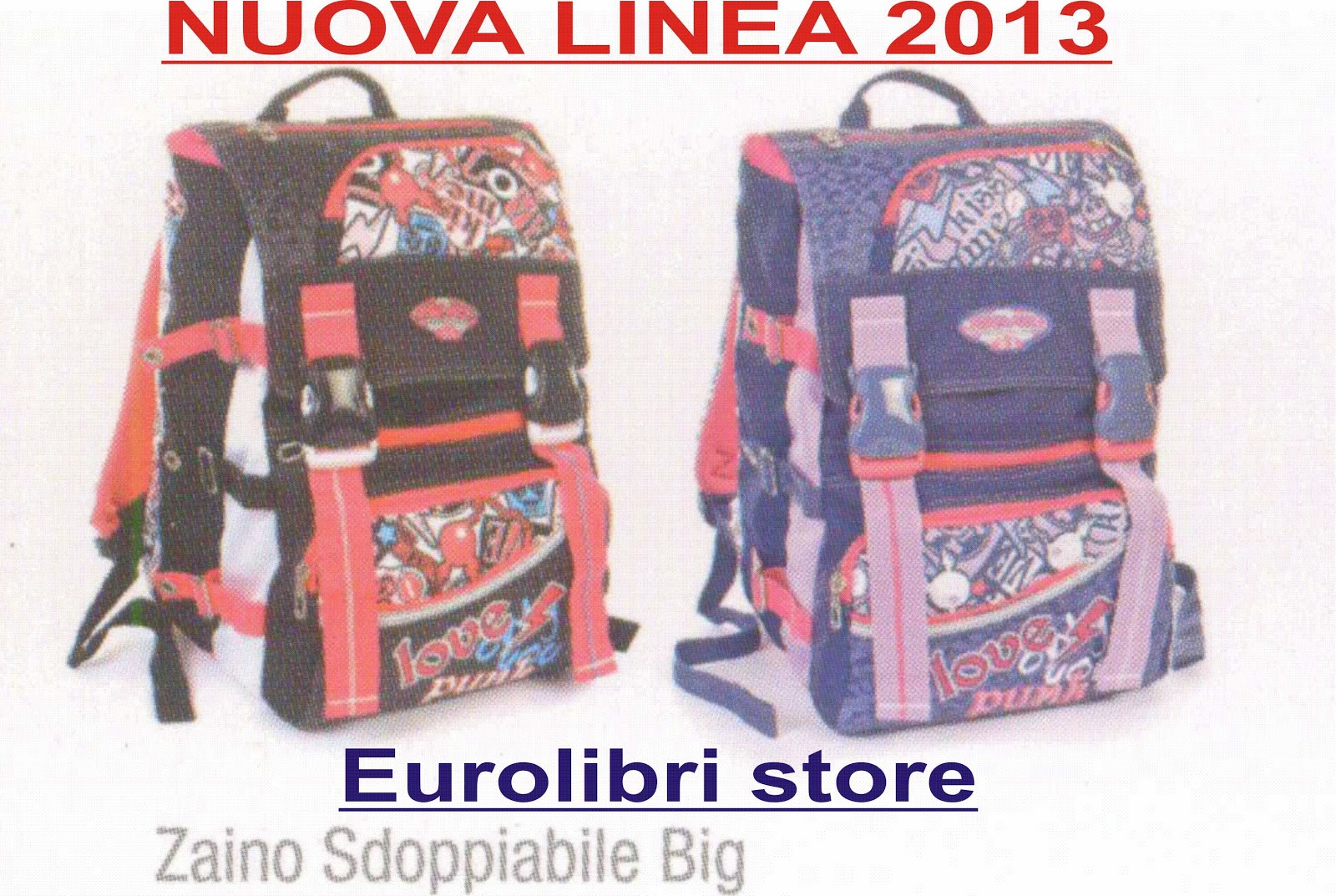 8a678fa5b6 Zaino novita 2014 seven invicta trick 360° pack reversibile 24lt