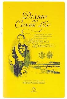 livro diário do conde d'eu