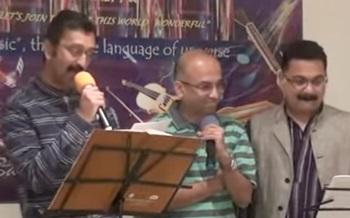 Sandi Kuthira Kaaviya Thalaivan Song Cover Ganesh