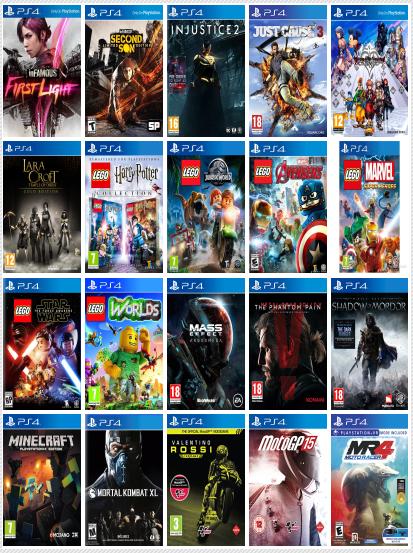 Aiden Playstation: ISI / INSTALL GAME PS4 PALEMBANG