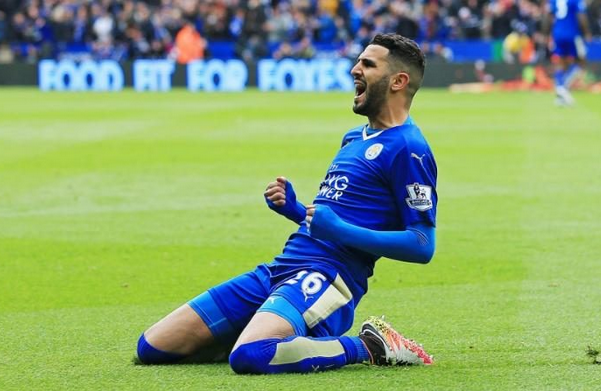 Gosip Baru: Sayap Leicester City Riyad Mahrez Bergabung Dengan Arsenal