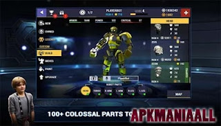 Download Real Steel Champions Apk + Mod (a lot of money) + Data V1.0.356 for android