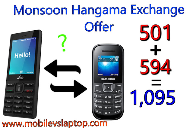 08 Points To Know Before Buying Jio Phone1 At RS.501