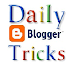 Daily Blog Trick Features.