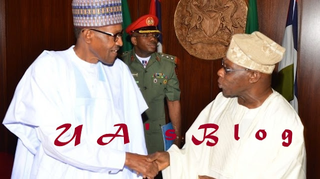 Obasanjo speaks about issue between him and Buhari after presidential election