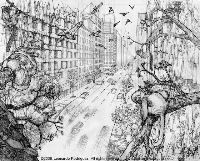 Artista Ilustrador en Barcelona
