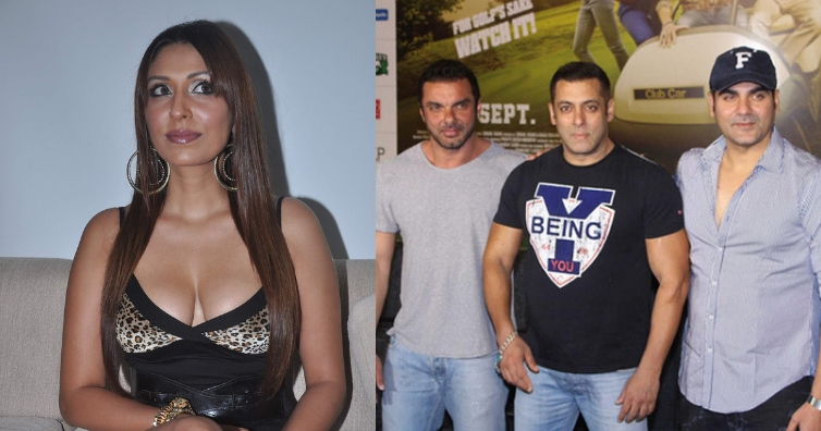 Pooja Mishra accuses Salman Khan and his brothers of rape ...