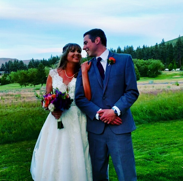 Toiyabe Golf Course wedding