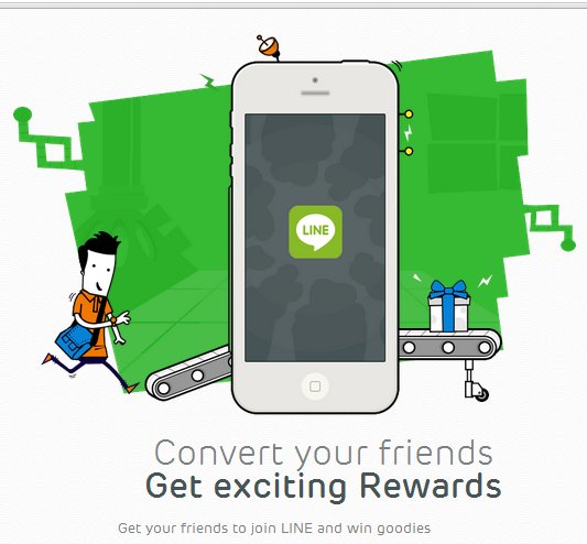 Now they come upwardly amongst or too thence wonderful offers to their users Get Free 300Rs Mobile Recharge And More Gifts From Line Friends Converter