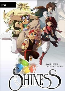 Shiness The Lightning Kingdom PC Full Español | MEGA |