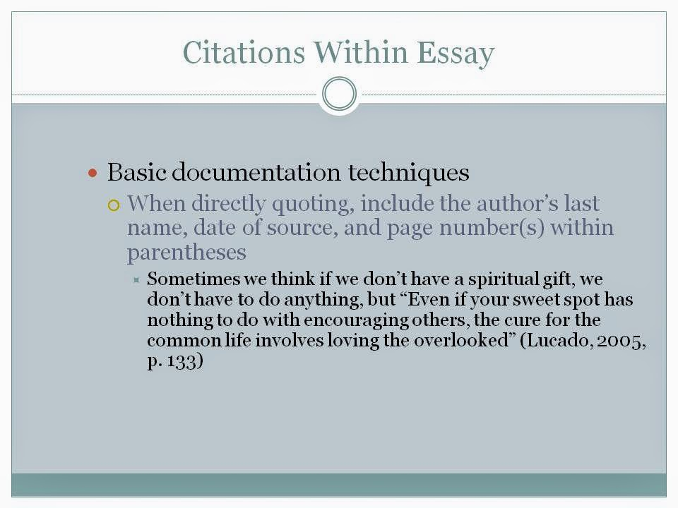 jcu library writing guidelines and formatting