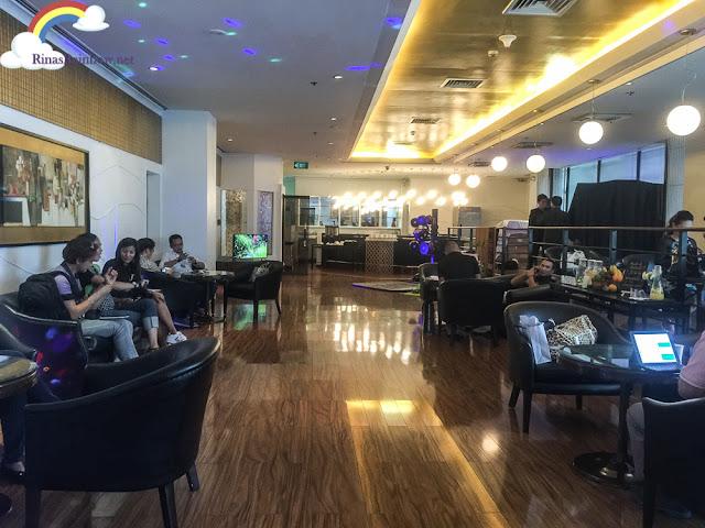 EDSA Shangri-La Health club