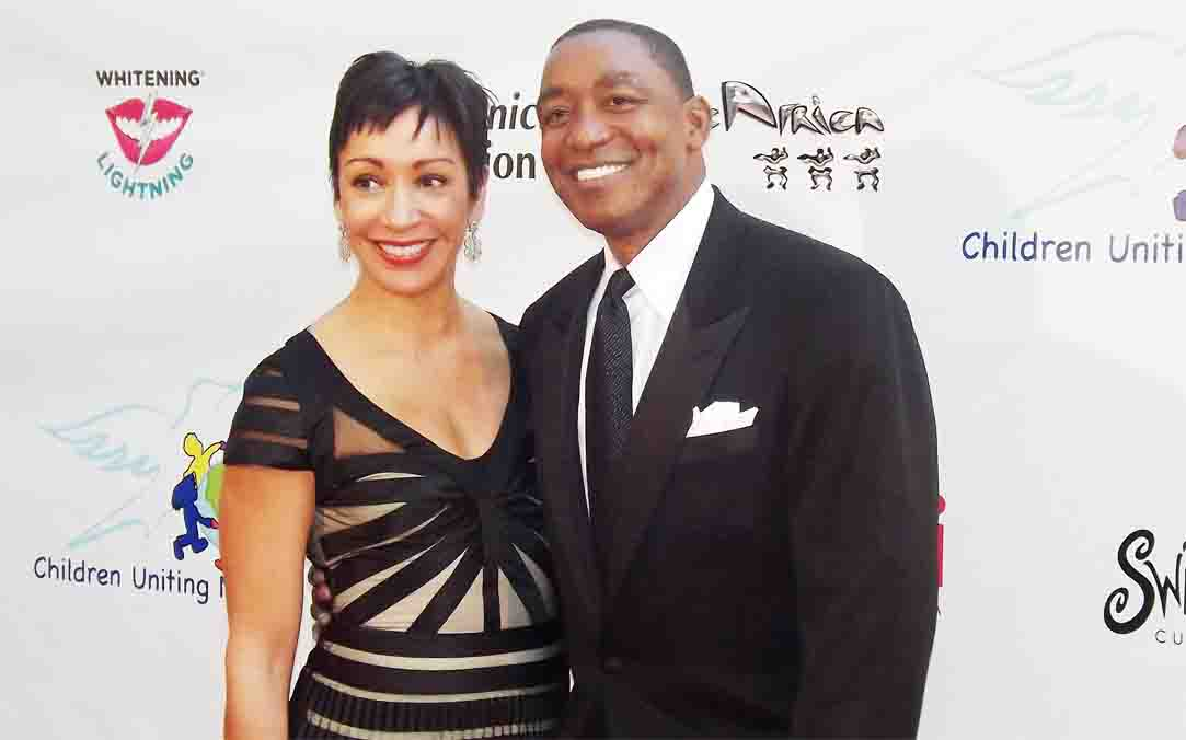 Image result for isiah thomas and lynn