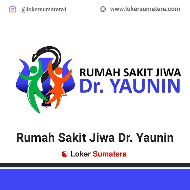 Rumah Sakit Jiwa Dr Yaunin Padang