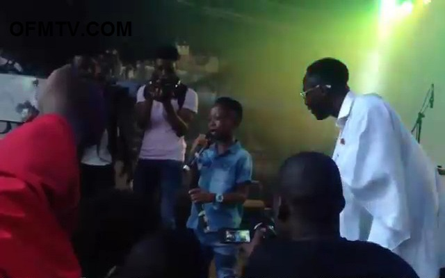 Kwame Nsiah-Apau aka Okyeame Kwame, Rap Doctor and Son