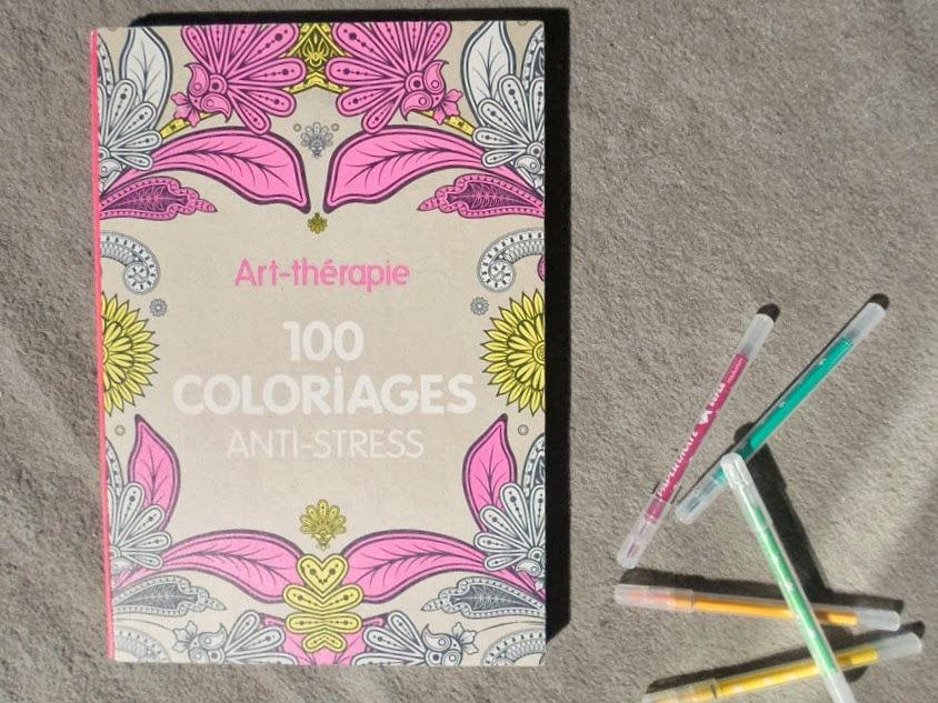 le coloriage pour adulte tu connais ma m thode anti stress mzell chichi blog diy et. Black Bedroom Furniture Sets. Home Design Ideas