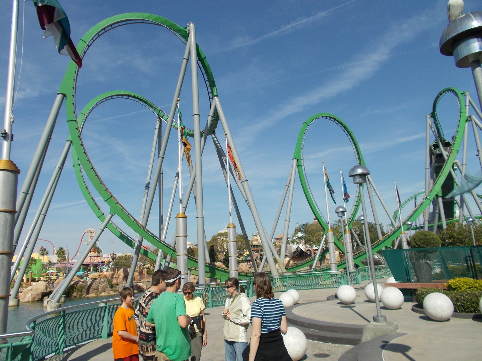 The gallery for --> Roller Coaster Accident