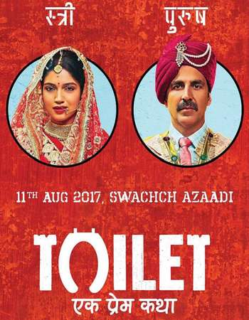 Toilet - Ek Prem Katha 2017 Full Hindi Mobile Movie HDTVRip Download