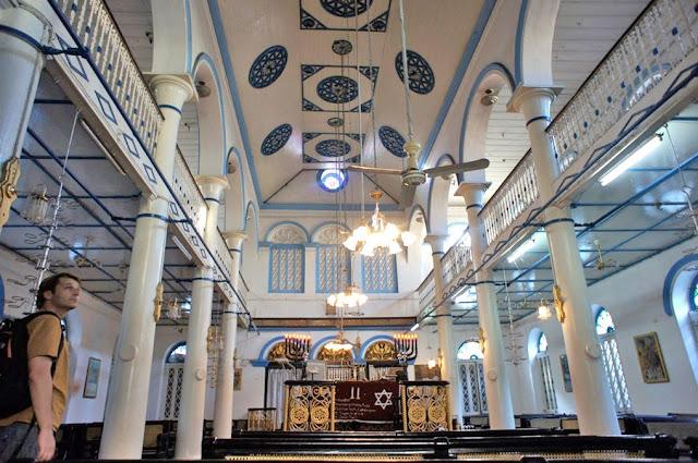Nhà thờ Do Thái Musmeah Yeshua Synagogue