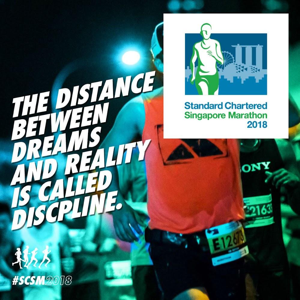 Standard Chartered Singapore Marathon • 2018