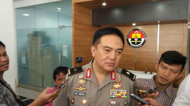 Polri Buru Satu Anggota Muslim Cyber Army ke Korea Selatan