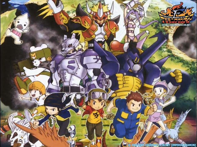 Digimon Frontier Sub Indo